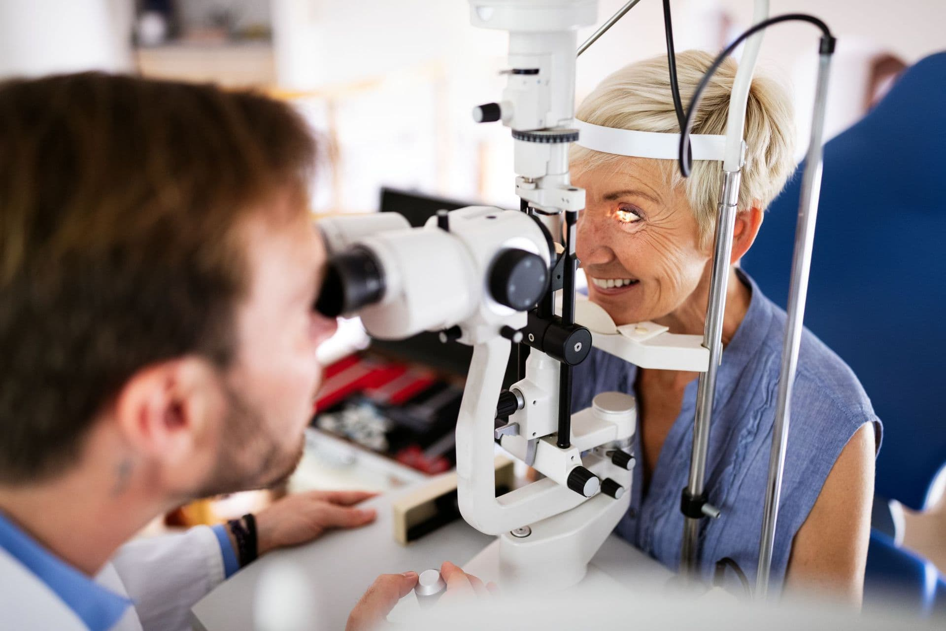 The Process Of Cataract Surgery Explained